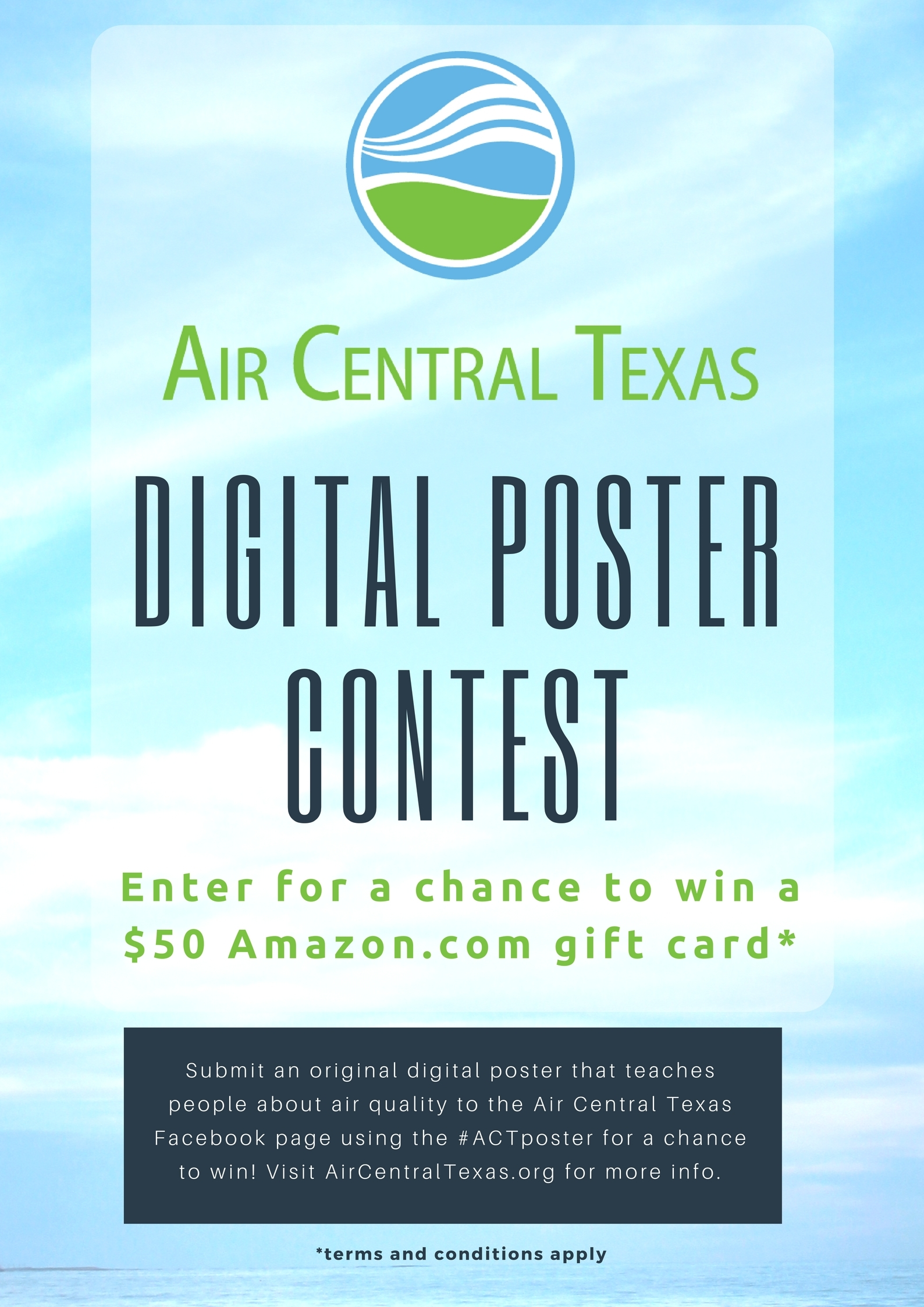 Act Digital Poster Contest Poster