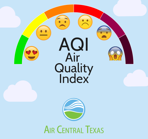 Aqi And Emojis With Clouds Small Act
