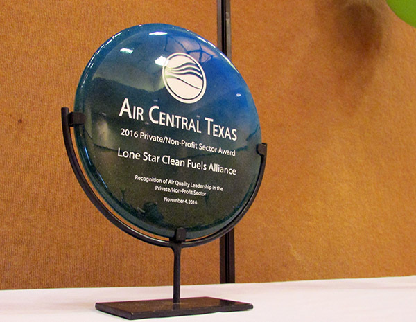 Air Central Texas Private/Nonprofit Sector Award