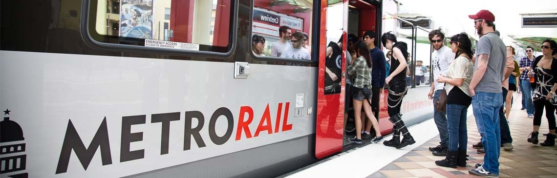 Capital Metro Rail
