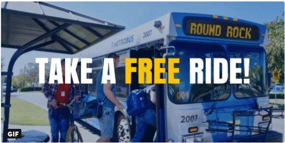 Round Rock Free Rides
