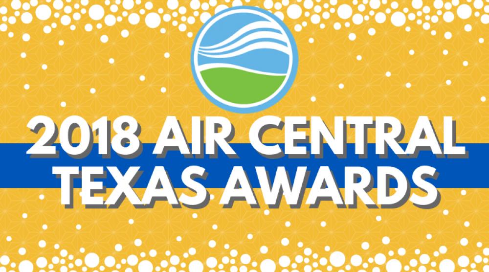 2018 Air Central Texas Awards Social