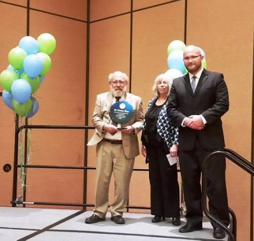 2016 ACT Awards - Bill Gill Central Texas Air Quality Leadership Award Recipent